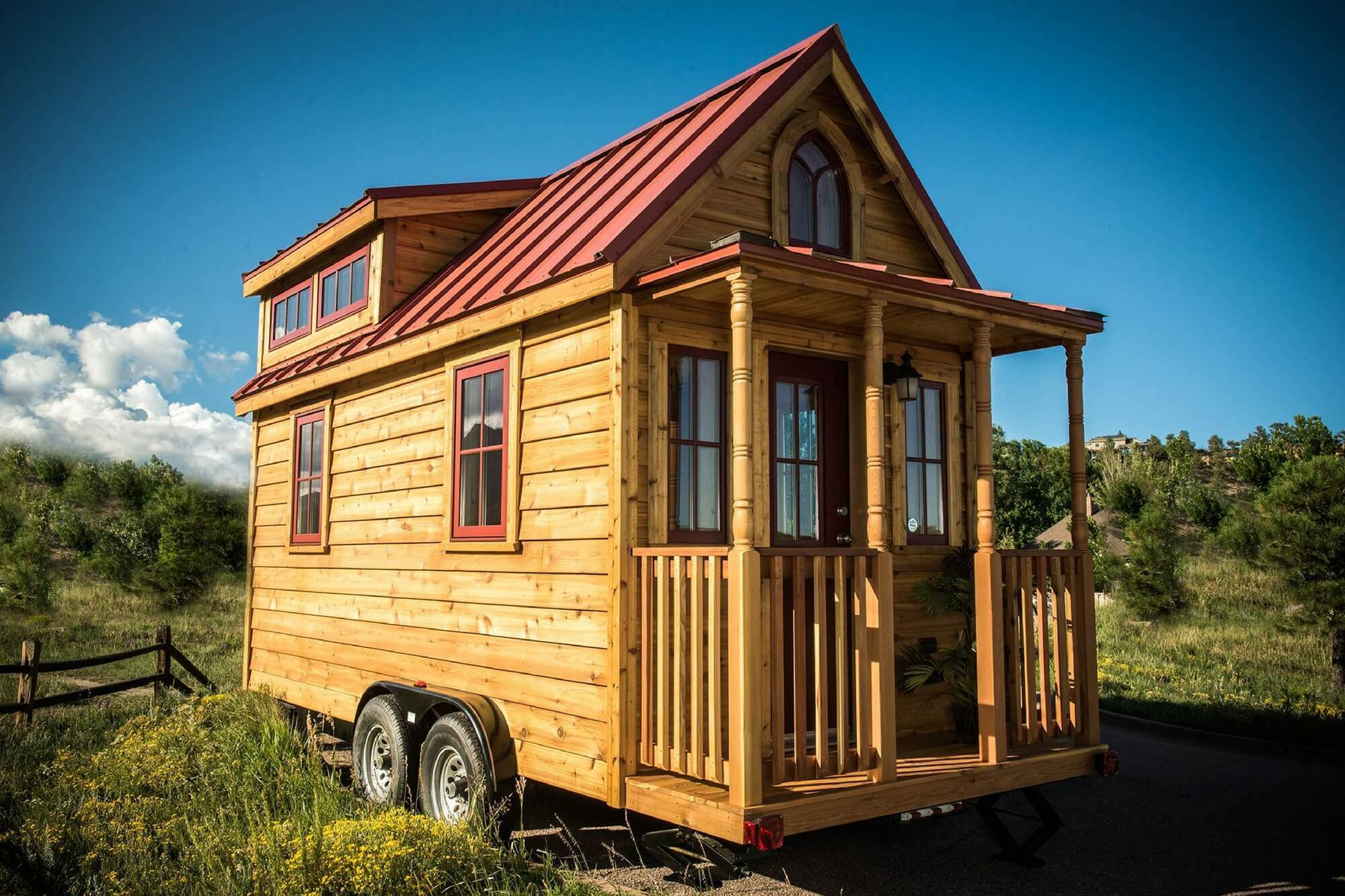 the tiny house movement hot trend abodo wood. Black Bedroom Furniture Sets. Home Design Ideas