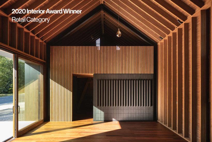 Cardrona Cabin - Interior Awards 2020 - Abodo Wood