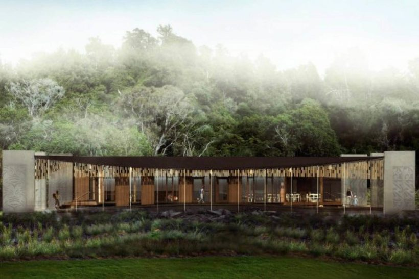 Charred Wood Symbolic in Tuhoe's Latest Living Building Challenge
