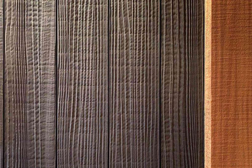 NEW FINISH OPTION Introducing Abodos brushed finish Abodo Wood 4