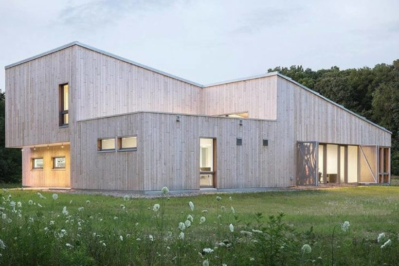 Passive Homes Timber Cladding Abodo Wood