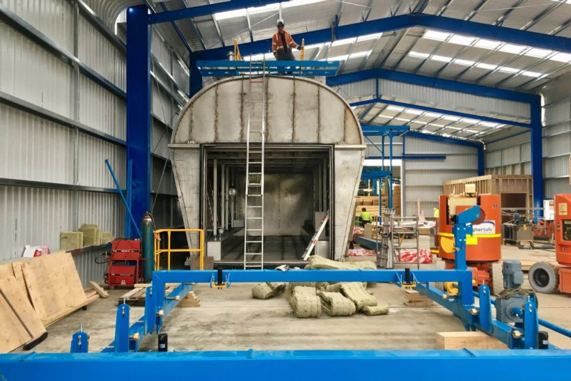 Thermal Modification Plant Abodo Wood