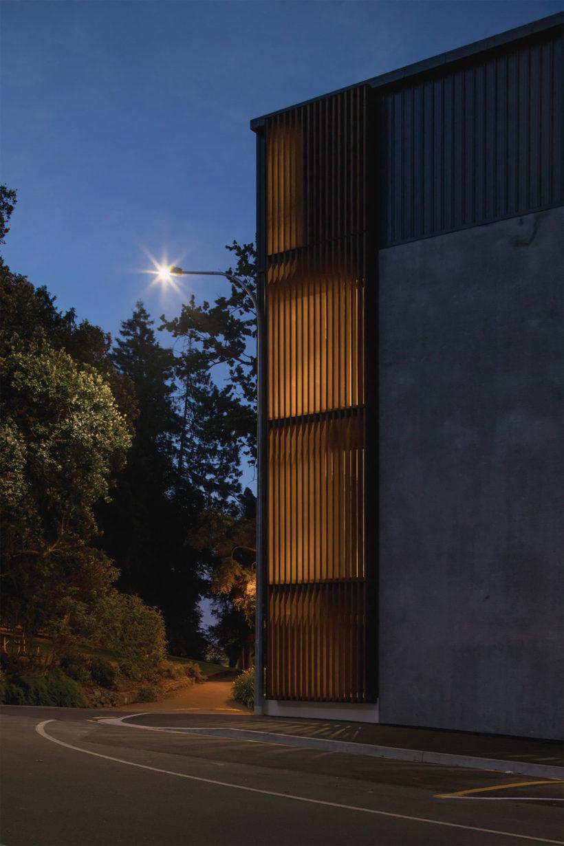 Betts Luxury Apartments - Vulcan Screening - Abodo Wood