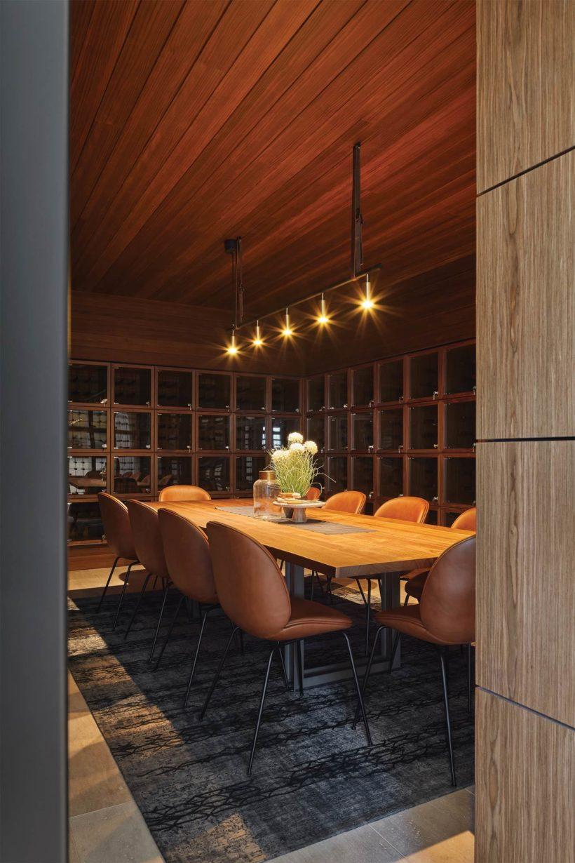 Essence Luxury Apartments - Vulcan Panelling - Abodo Wood