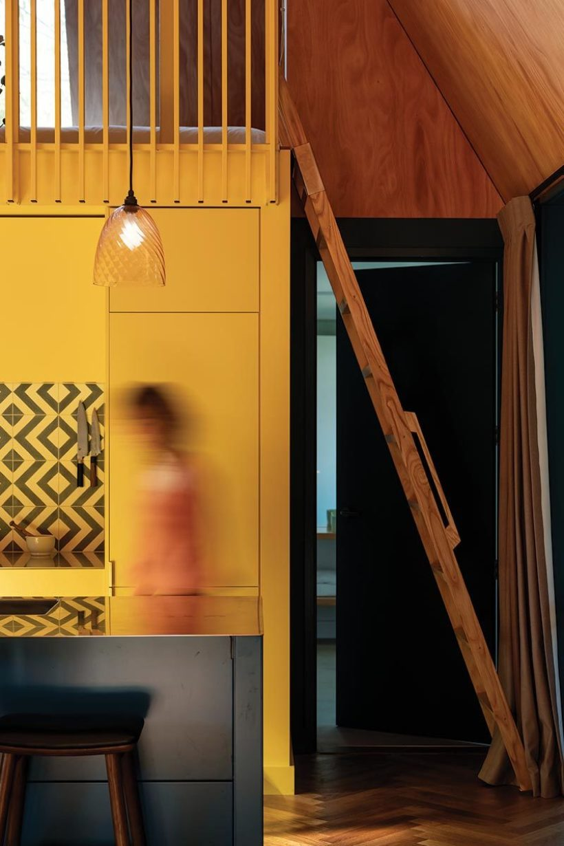 Heron House - Vulcan Cladding - Abodo Wood
