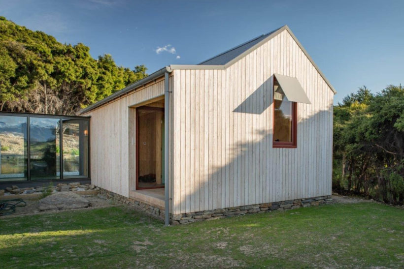 Highfield Ridge Home - Tundra Cladding - Abodo Wood