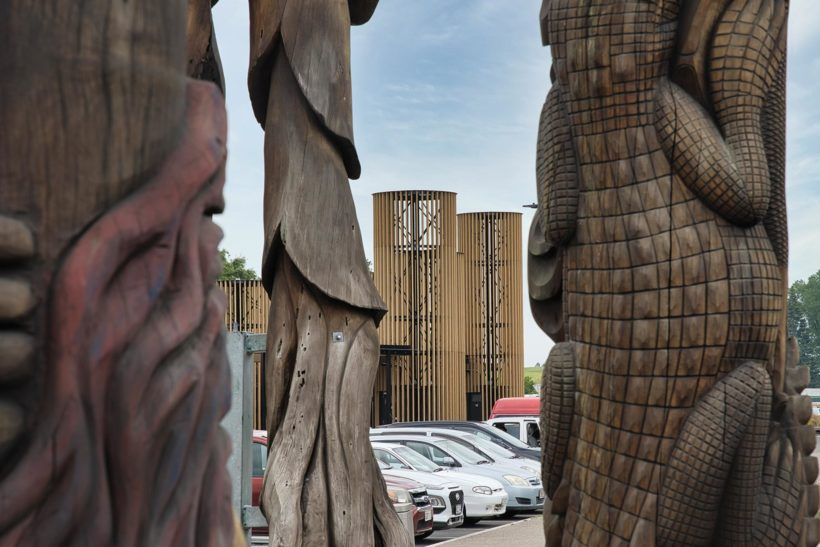 Leith Place - Vulcan Screening - Abodo Wood