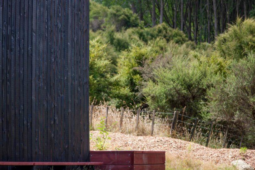 Longbush Ecosanctuary - Tundra Cladding - Abodo Wood