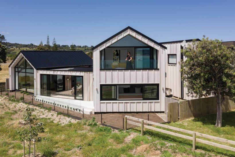 Omaha House - Vulcan Cladding in Sioox - Abodo Wood