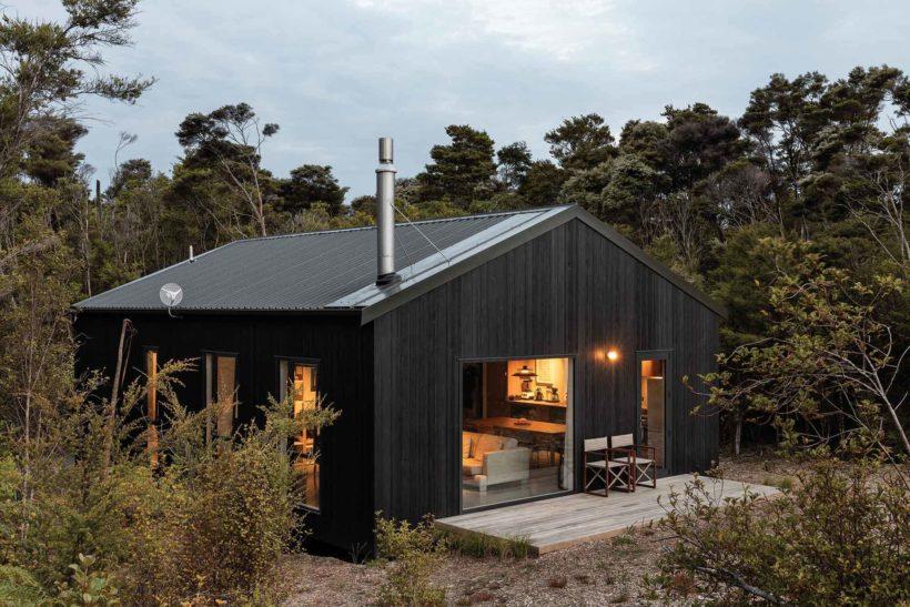 Pahi House - Vulcan Cladding - Abodo Wood