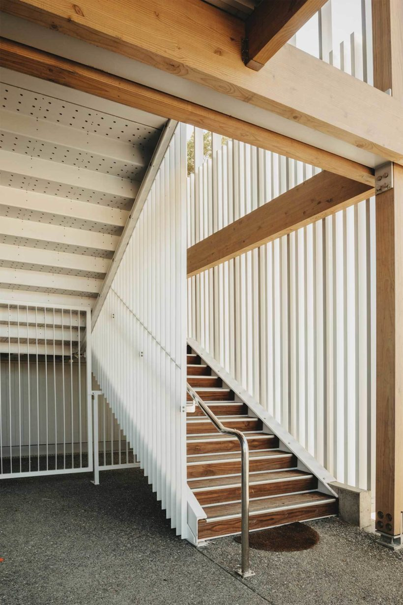 Waimea College - Vulcan Decking - Abodo Wood