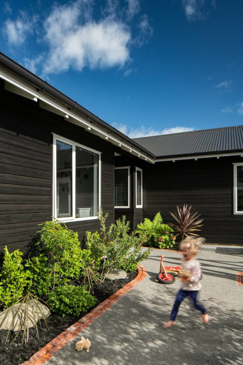 Whitby Family Home - Vulcan Cladding - Abodo Wood