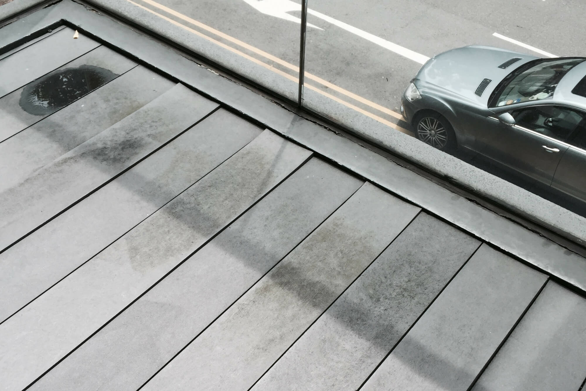 Comparing composite decking with real wood abodo wood for Composite decking comparison