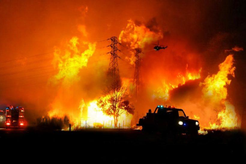 Image result for bushfire attack level