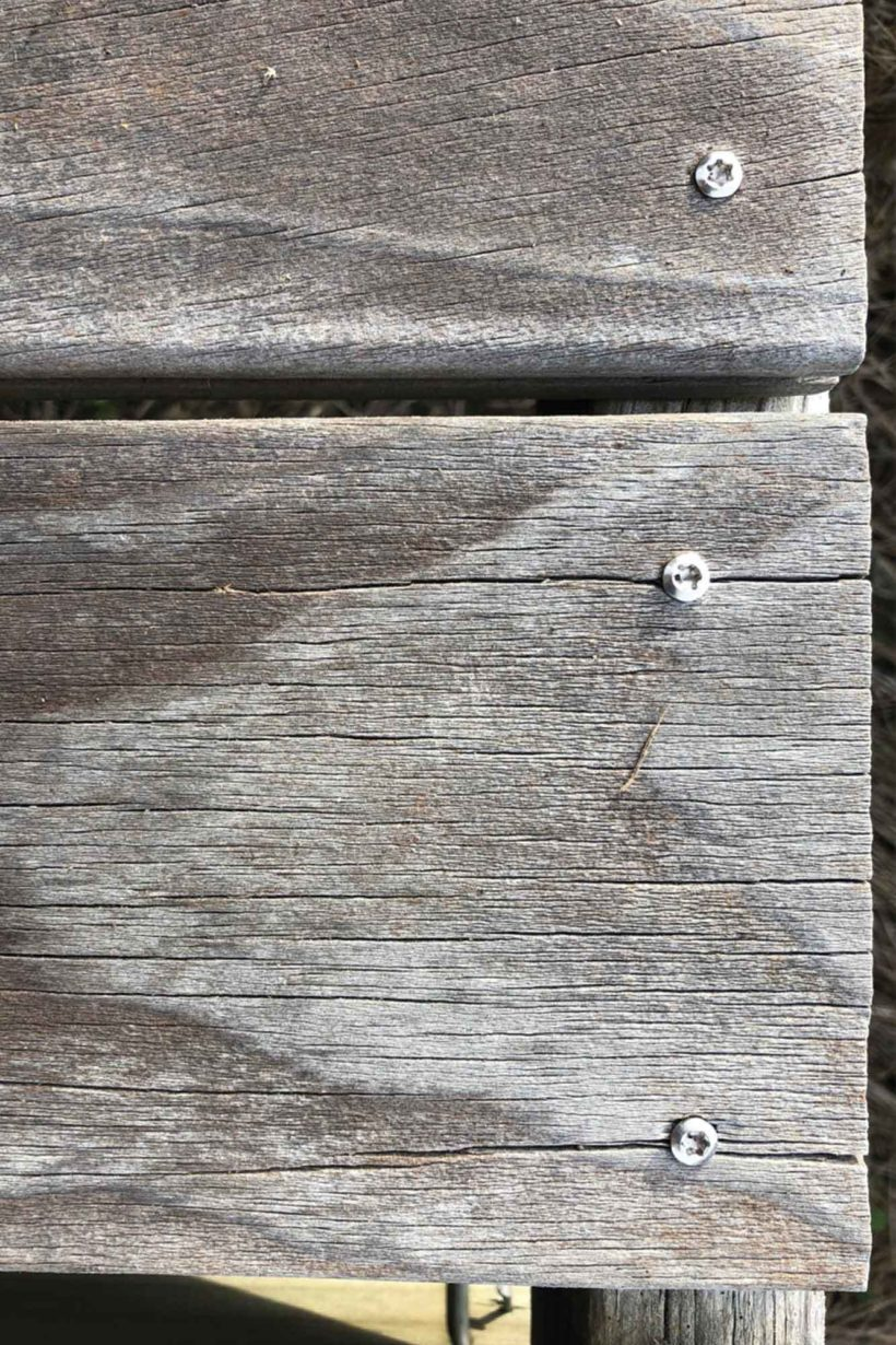 Can I leave my timber cladding to grey? - Abodo Wood