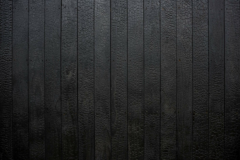 Black Is The New Green Shou Sugi Ban Abodo Wood