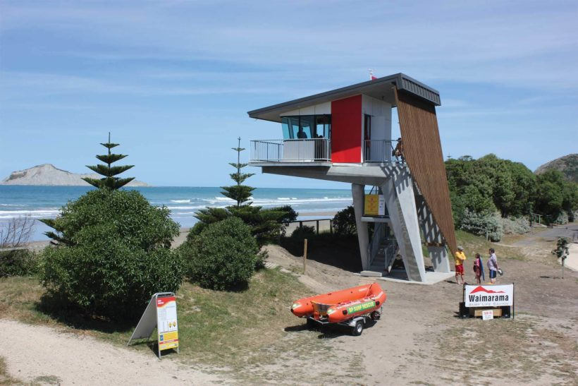 Project Revisit Waimarama Surf Club Abodo Wood 2