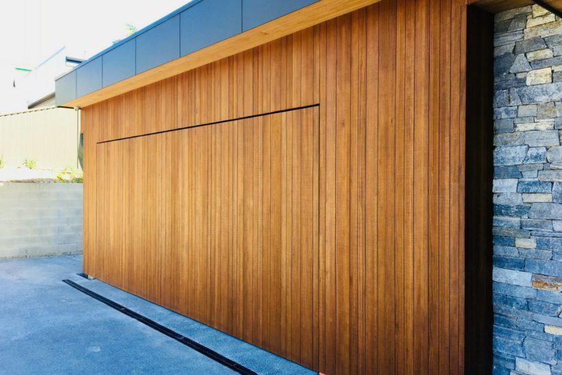 Lightweight Timber Garage Doors Vulcan Timber Abodo Wood
