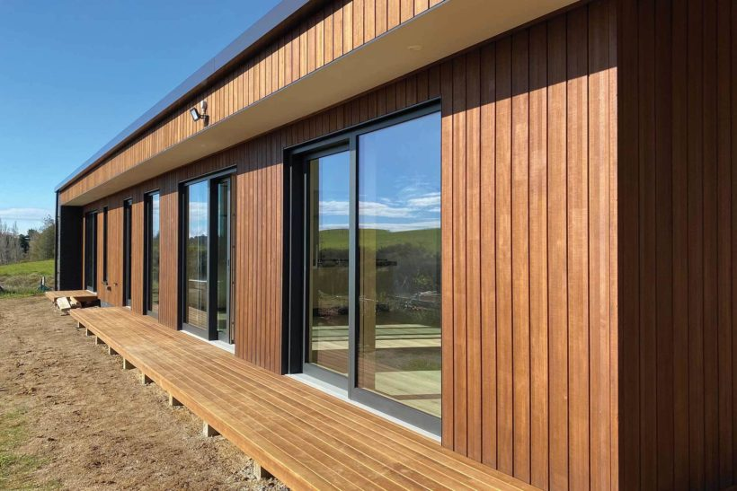 Timber Recessed Windows Becoming Increasingly Popular - Abodo Wood