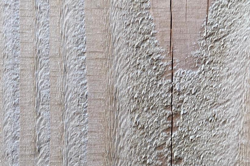 Timber surface checking Tundra Cladding
