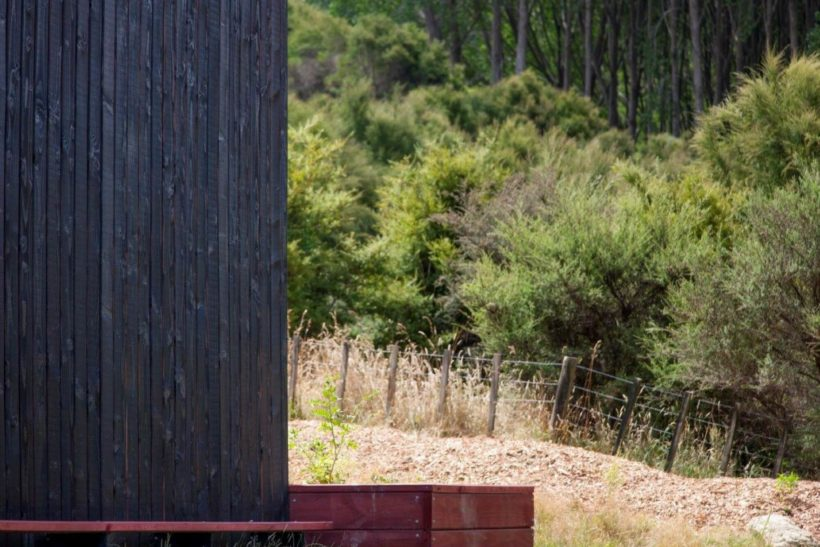 Tundra Cladding Naturally Durable Abodo Wood