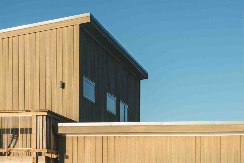 Hawke's Bay Coastal Home - Vulcan Cladding - Abodo Wood