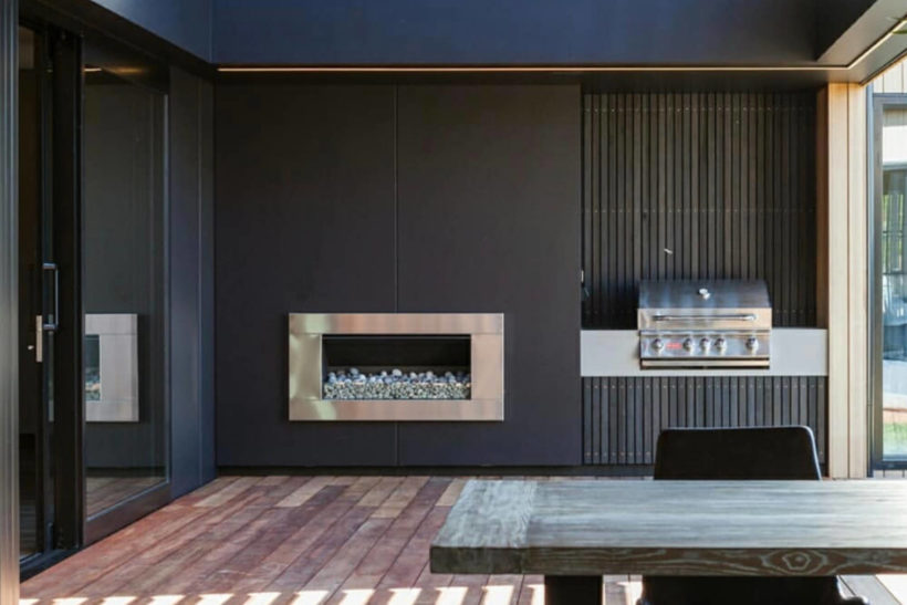 Re Thinking The Traditional Kiwi Barbeque Urban Homes