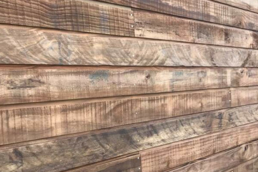 Reclaimed Cladding